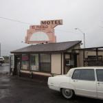 El Pueblo Motel in Flagstaff AZ, one of the nation's oldest