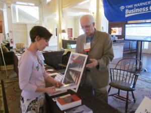 Book signing at Mount Washington Resort